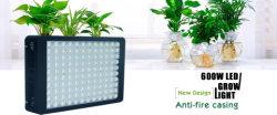 Couleur personnalisée Ratio usine LED 600W grandir la lumière pour la médecine des plantes