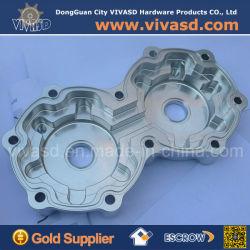 Piezas mecanizadas CNC de piezas metálicas de precisión de piezas de motocicleta