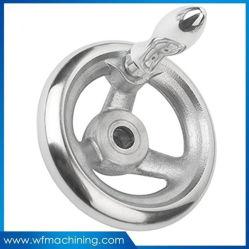 صنع وفقا لطلب الزّبون [غري يرون سند كستينغ] عجلة يدويّة لأنّ آلة صناعيّة