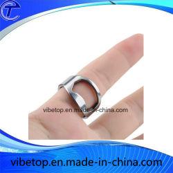 Metallbierflasche-Öffner-Ring für Förderung-Geschenk