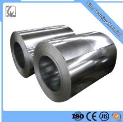 Le premier de la bobine d'acier galvanisé Zinc Prix de la bobine d'acier Matériaux de construction