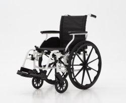 アルミニウム、軽量、手動車椅子、身体障害( AL-001G )