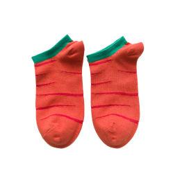 El patrón de gracioso de la mujer No Show Low Cut divertida novedad calcetines coloridos calcetines de corte bajo regalos