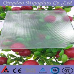 広告のトマトのための商業電流を通された鉄骨フレームの庭拡散ガラス
