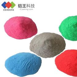 Elektrostatische weiße Farben-thermostatoplastische Spray-Kleber-Polyester-Puder-Beschichtung