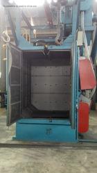 Hakenförmige Granaliengebläse-Maschine für Metalteil-Oberflächenreinigungs-Maschine