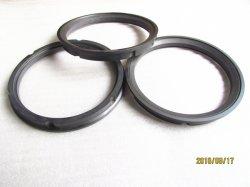 Sem pressão sinterizada carboneto de silício (SIC) e anel de vedação cerâmica industrial de cerâmica