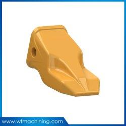 Stalen Investering Casting Engineering Part / Bucket Teth / Tip / Graafmachine Part