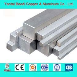 6061 6082 T6 Rod/billetta/barra quadrati di alluminio per la muffa