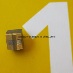 Pequenas 4,5Mm Cabeças magnéticas de via única Cabeça magnética