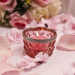Ртуть стекла Вотиве Tealight свечи держатели для свадеб, партий и интерьера