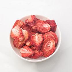 Gefriertrocknete Erdbeere vollständig für Imbiß/Backen