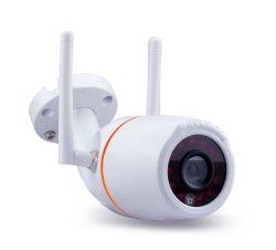 Toesee 720p IR étanches extérieur sans fil WiFi de vision de nuit de Vidéosurveillance Caméra IP avec carte mémoire