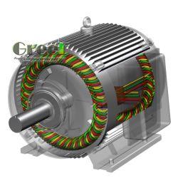 30kw a 50kw a baja velocidad del generador magnético permanente para el viento y de la turbina hidráulica