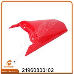 Qingqi Gxt200 Motocicleta de piezas de repuesto del guardabarros trasero rojo-21960800102