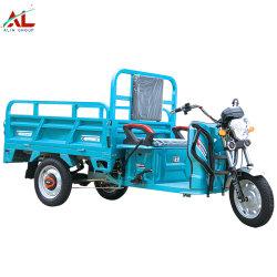 Al-A3 triciclo de carga/tres ruedas motocicleta eléctrica con mercancías