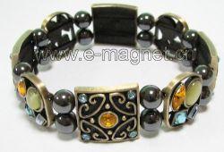 Bracelet magnétique de haute qualité d'enrubannage