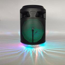 Drahtloser Voll-LED Karaoke-Lautsprecher 8 Zoll PA-Bluetooth