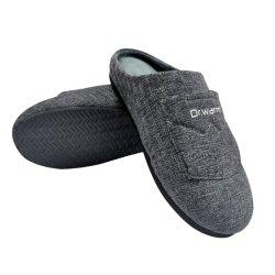 Electronic Dr quente pé recarregável USB mais quentes sapatos de degelo de óculo chinelos para Home