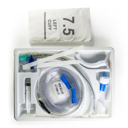 Médicos desechables tubo endotraqueal de la intubación endotraqueal Kit con diferentes tamaños