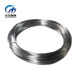 El 99,95% Metal Puro alambre de hierro Fe