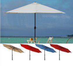 مستقيمة مظلة حديقة مظلة فناء مظلة فناء شمسيّة