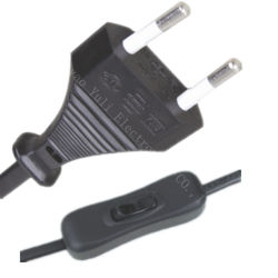 Удлинительный кабель с помощью переключателя и VDE сертификации