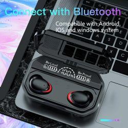 عرض Fones Ouvido Bluetooth Display Maú SICA Fones Alta Fidelidade Fone إيستيه رو