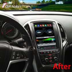 """9,7"""" автомобильных мультимедиа плеер для Opel Astra J2012-2014 Tesla стиле Android 9.0 Авто Радио стерео GPS блок головки блока цилиндров"""
