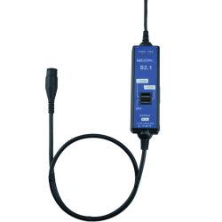 누출 전류를 위한 내장형 통합 휴대용 기기 변압기 S2-LC