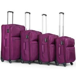 Hanke nueva llegada Trolley de tela Vintage de la maleta de viaje de negocios Bolsa de viaje equipaje Equipaje personalizado establezca