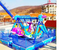 Поверните Тематический парк оборудования для использования вне помещений играть мини игры пиратские судна/ детей аттракционы в положение Парковка
