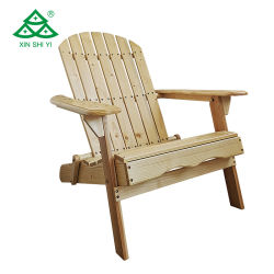 도매 옥외 가구 나무로 되는 옥외 접는 의자 정원 의자 비치용 의자 Recliner 의자