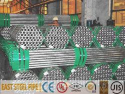 Threading ВПВ сварные трубы из углеродистой стали