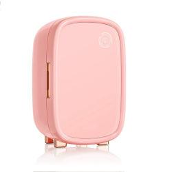 台所家の電気器具 12L の注文の携帯用家の化粧品の製造の冷却装置 旅行者のための美容室の小型冷蔵庫