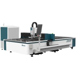 7% Preis weg von Faser-Laser-Scherblock-Maschine 1500 der hohen Präzisions-1000W W 1kw 2kw DIY für Edelstahl-Metallblatt