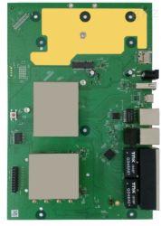 A Qualcomm Ipq6018 Atheros Ipq6010 WiFi quad-core6ap da placa-mãe