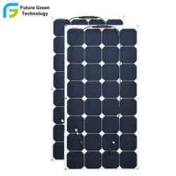 Potencia flexible Módulo Solar Panel Mono para RV camping barco Super 180W