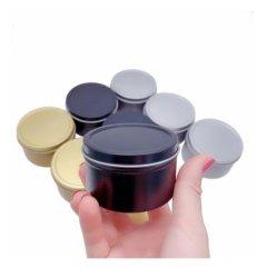 Barattolo di latta Pull-up su ordinazione del metallo dell'ANSI 100ml della latta 3 del vaso della candela dell'aroma delle estetiche
