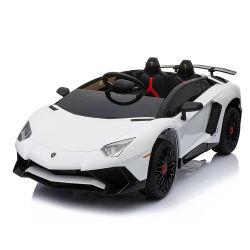 Comercio al por mayor 2 motores eléctricos de seguridad de los niños juguetes de los coches eléctricos