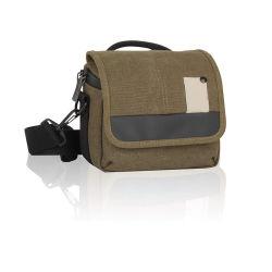 카메라 가방 소형 컴팩트 귀여운 카메라 메신저 백 방수 캔버스 숄더백