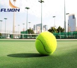Flyon 10mm künstlicher Rasen-synthetischer Rasen für im Freien Padel Gerichts-Innenmatte und Tennis-Gerichts-Gras