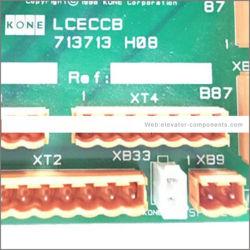 Kone Ascensor Junta Km713710g11 levantar piezas de repuesto Piezas elevador