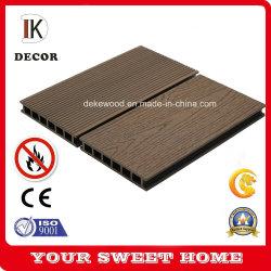 WPC Пол композитный дека с красивой деревянной зерна, CE, FSC, ISO