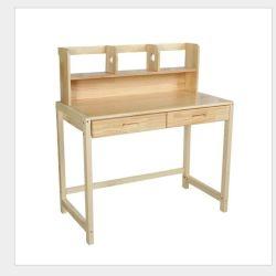Творческие цельной древесины компьютерный стол простой современной Multi-Specification регистрации студентов