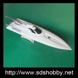 Le balbuzard pêcheur 26CC bateau avec de l'essence Zenoah Engine-White (BG17000W)