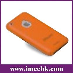 Tapa de cuero para el iPhone 3G