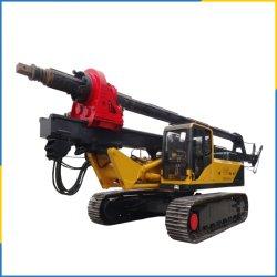 مكينة للحفر/ماكينة مزودة بمزنجرة هيدروليكية بالكامل برأس قدرة هيدروليكية بالكامل مُثبَّتة بمثبت مرساة