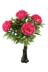 El Crisantemo artificial árbol/emula la flor de Bonsai (JTLB-0100)