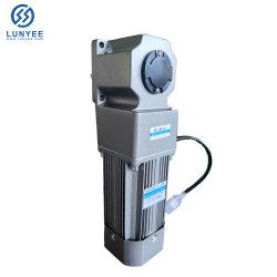 preço de fábrica 90W 120W 220V 1 pH AC Alto Torque para pequenos aparelhos eléctricos de Ângulo Direito do Motor de engrenagem de 90 Graus do Eixo Oco